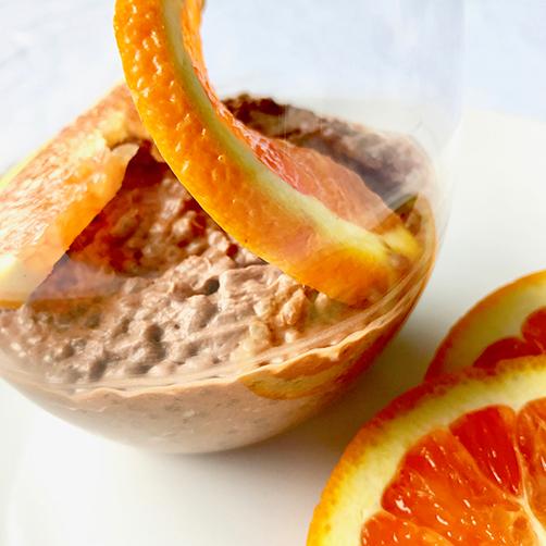 Chocolate + Orange Chia